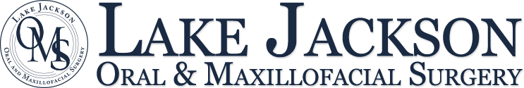 Lake Jackson Oral and Maxillofacial Surgery Logo